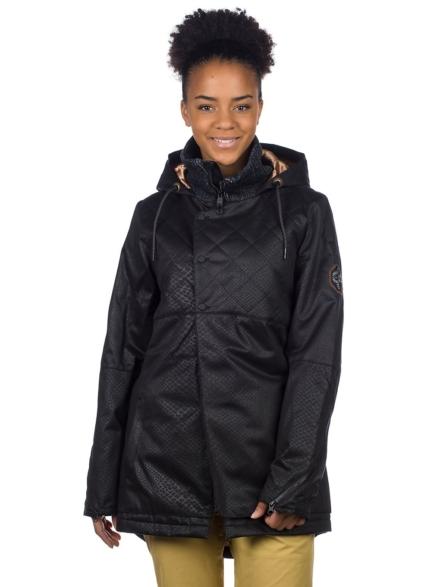 686 Envy Insulator Ski jas zwart