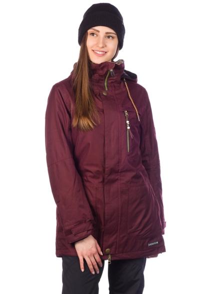 686 Spirit Insulator Ski jas rood
