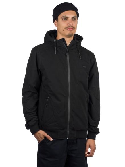 Iriedaily Nilas Ski jas zwart
