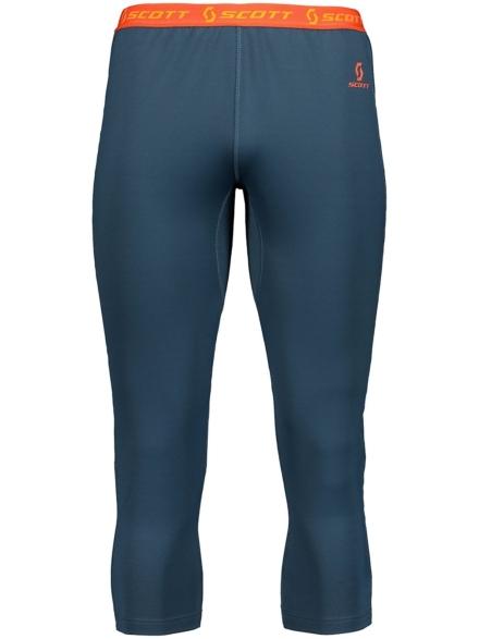 Scott Defined Warm Tech broek blauw
