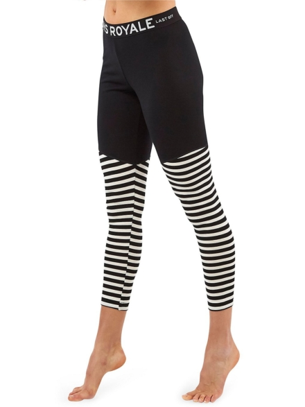 Mons Royale Merino Christy Leggings Tech broek zwart