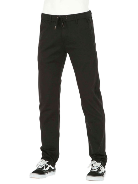 REELL Reflex Easy Straight broek Long zwart