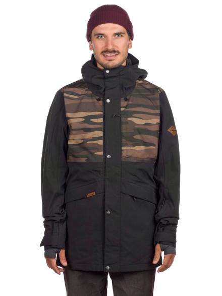 Dakine Wyeast Ski jas zwart