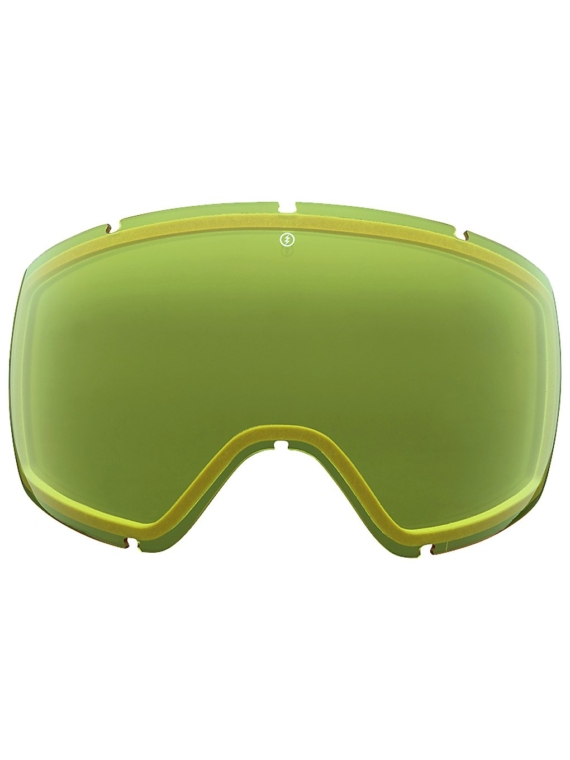 Electric EGG yellow green Lens geel
