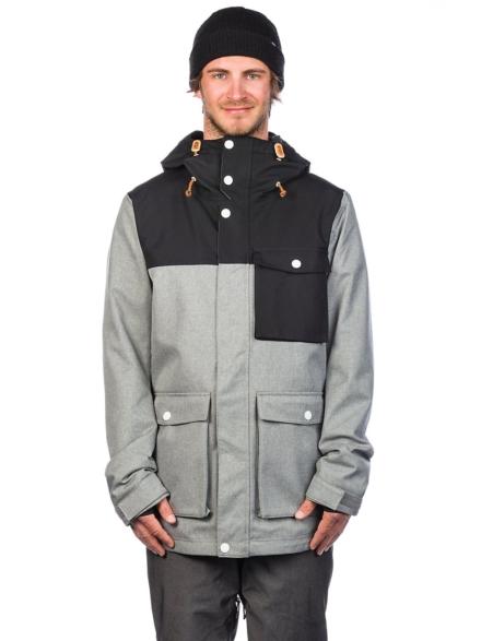 WearColour Horizon Ski jas grijs