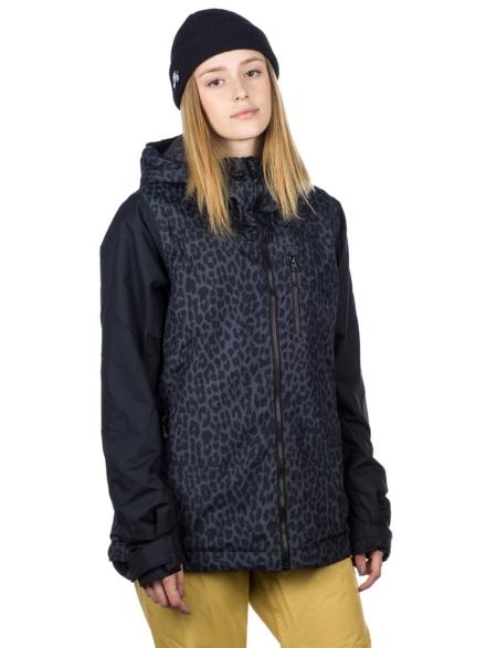 WearColour Cake Ski jas zwart