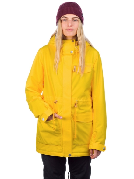 WearColour State Parka geel