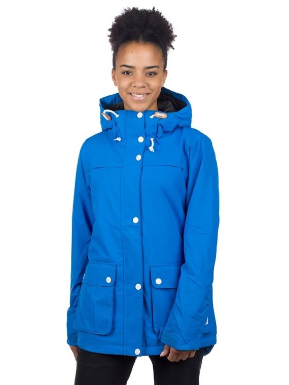 WearColour Ida Ski jas blauw