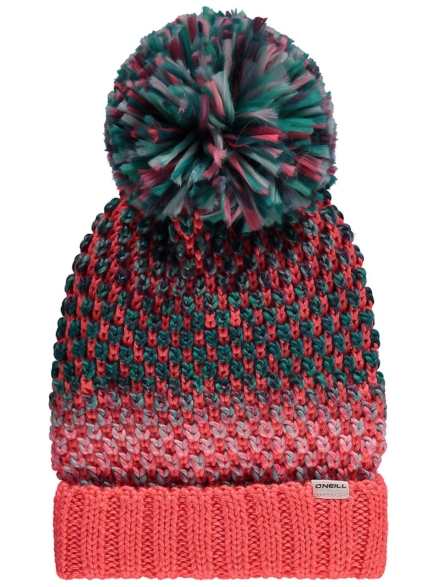 O'Neill Crescent Wool Mix Beanie rood