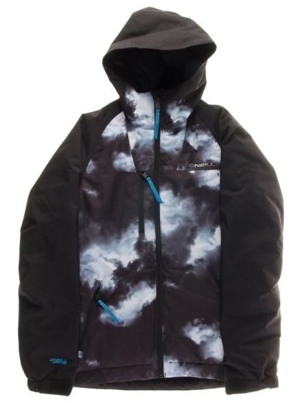 O'Neill Grid Ski jas zwart