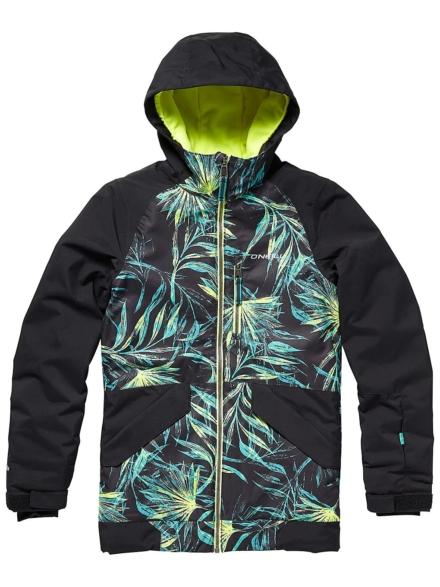 O'Neill Gloss Ski jas zwart
