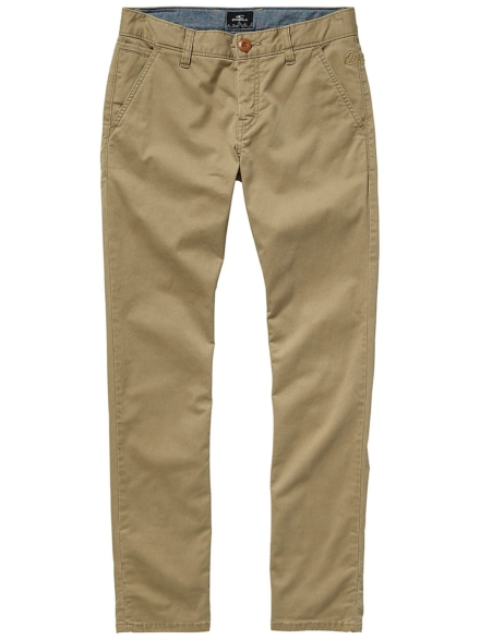 O'Neill Friday Night Chino broek bruin
