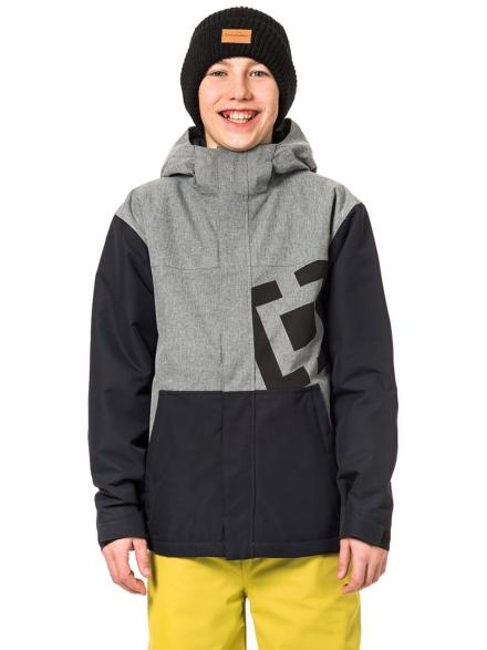 Horsefeathers Falcon Ski jas grijs