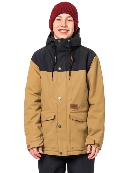 Horsefeathers Lanc Ski jas bruin
