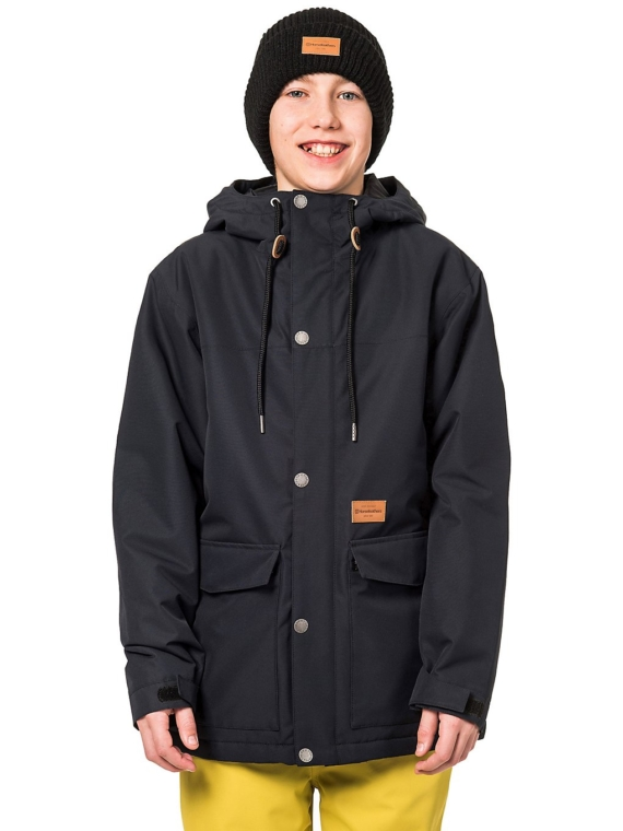 Horsefeathers Lanc Ski jas zwart