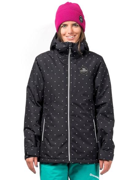 Horsefeathers Judy Ski jas zwart