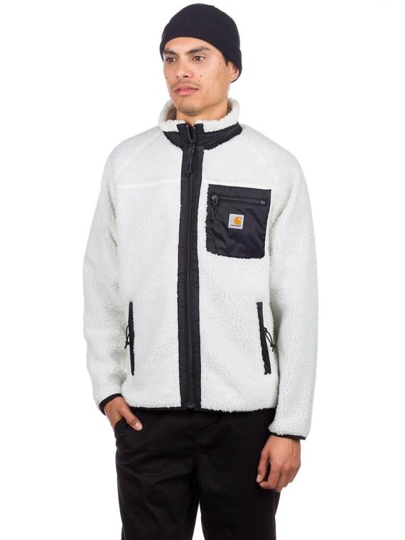 Carhartt WIP Prentis Liner Fleece Ski jas wit