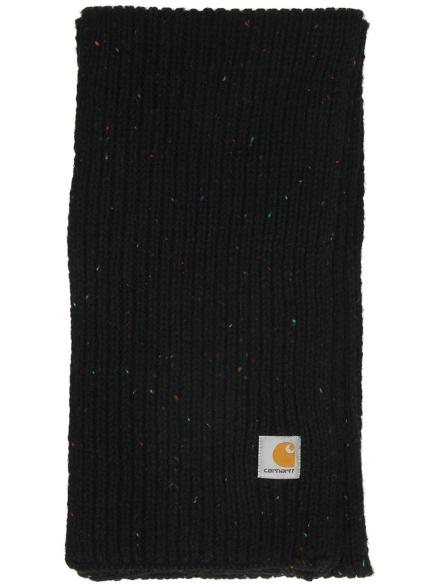 Carhartt WIP Anglistic Plain sjaal zwart