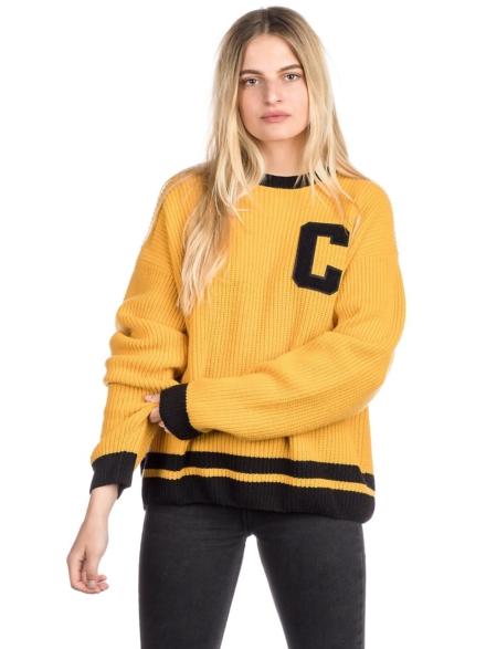 Carhartt WIP Pembroke Pullover geel