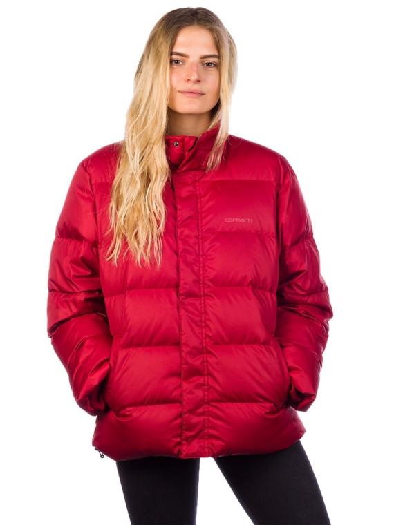 Carhartt WIP Deming Ski jas rood