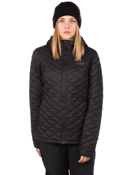 THE NORTH FACE Thermoball Hooded Outdoor Ski jas zwart