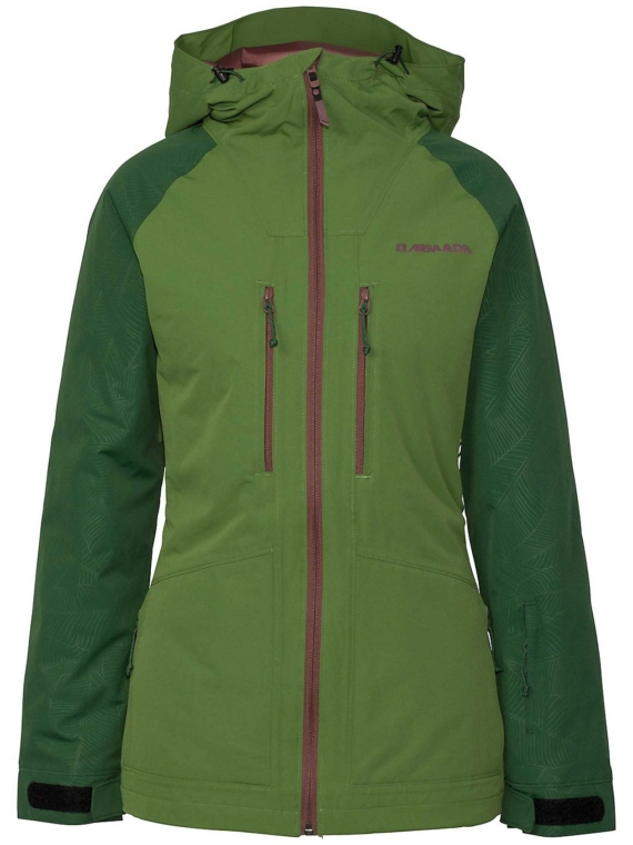 Armada Stadium Insulator Ski jas groen