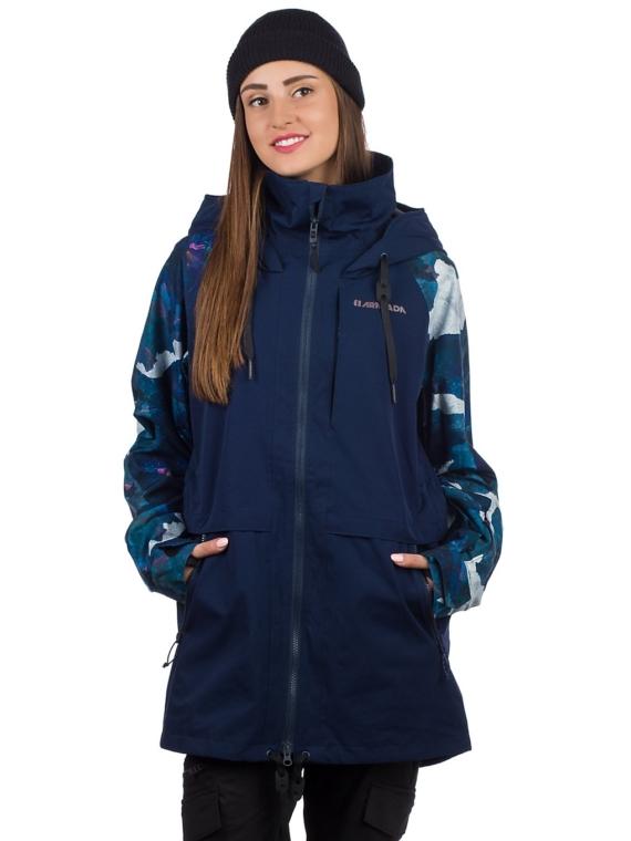 Armada Gypsum Ski jas blauw