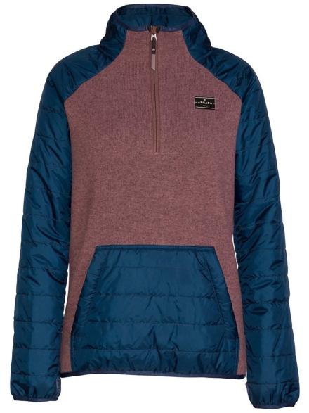 Armada Emma Tech Ski jas blauw
