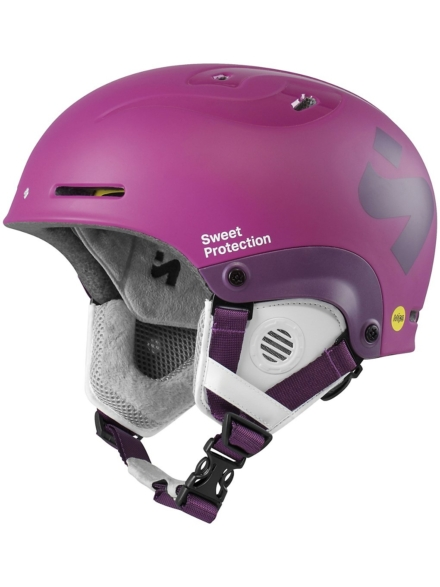 Sweet Protection Blaster II MIPS Skihelm paars