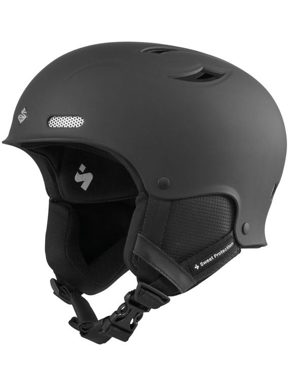 Sweet Protection Rambler II Skihelm zwart
