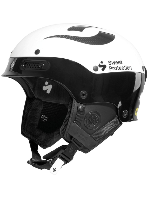 Sweet Protection Trooper II SL MIPS Skihelm wit