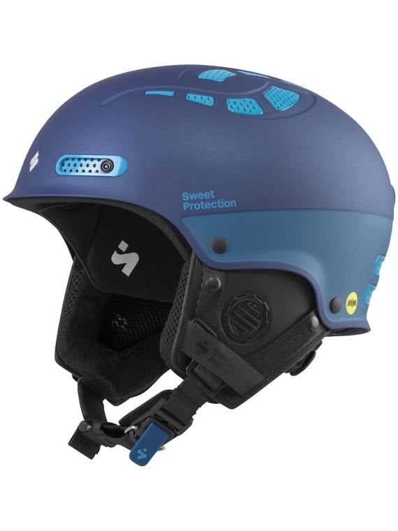 Sweet Protection Igniter II MIPS Skihelm blauw