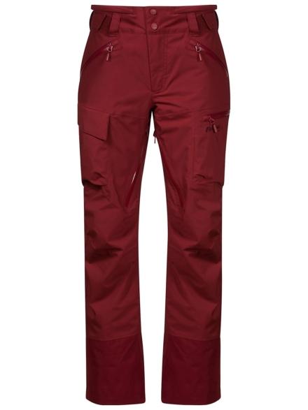 Bergans Hafslo Insulator broek rood