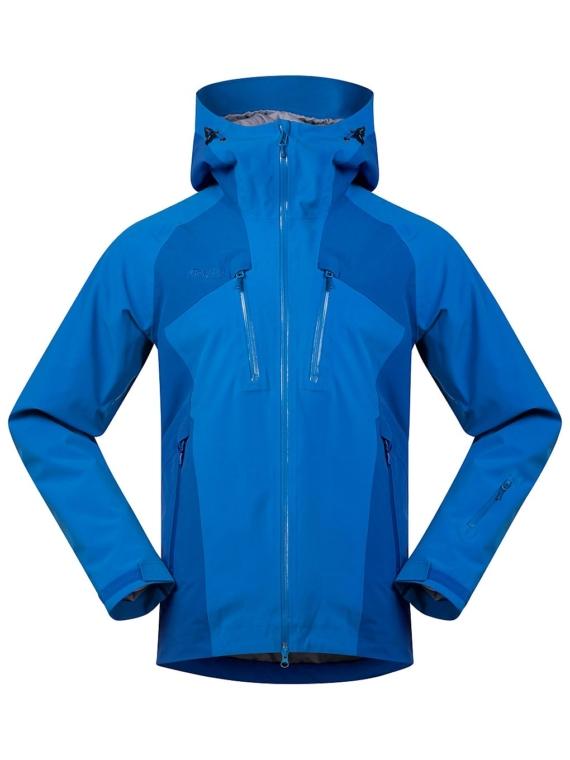 Bergans Oppdal Insulator Ski jas blauw