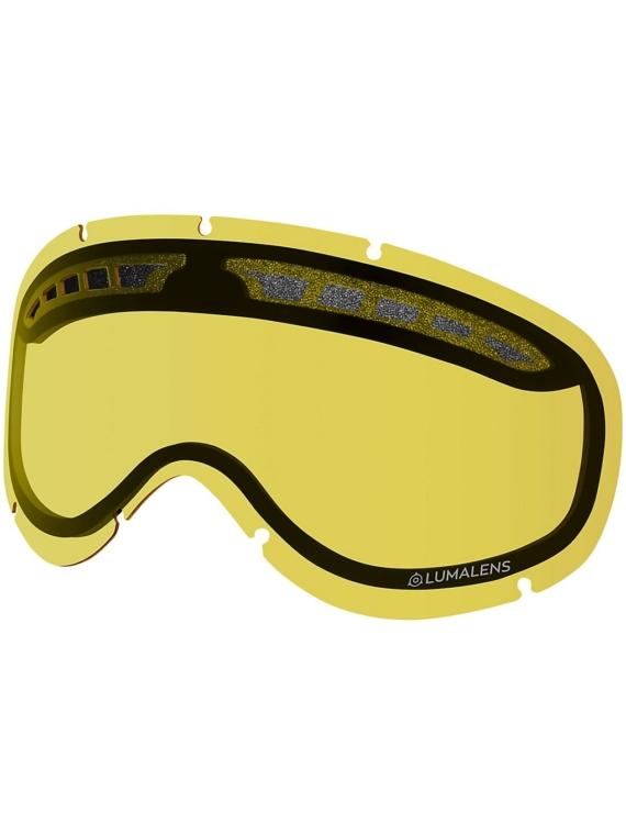 Dragon DXS Base Replacement Lens geel