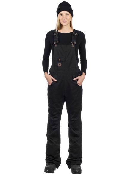 L1 Loretta Bib broek zwart