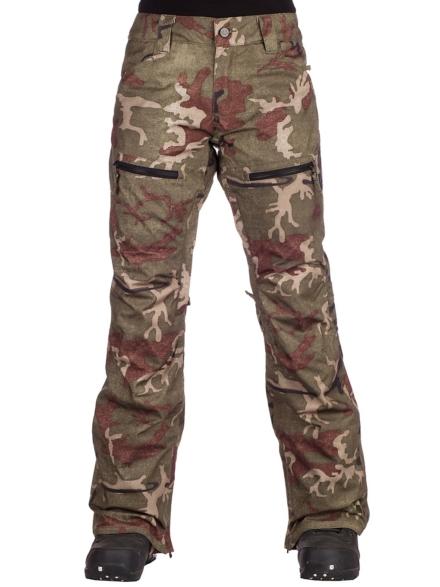 L1 Siren broek camouflage