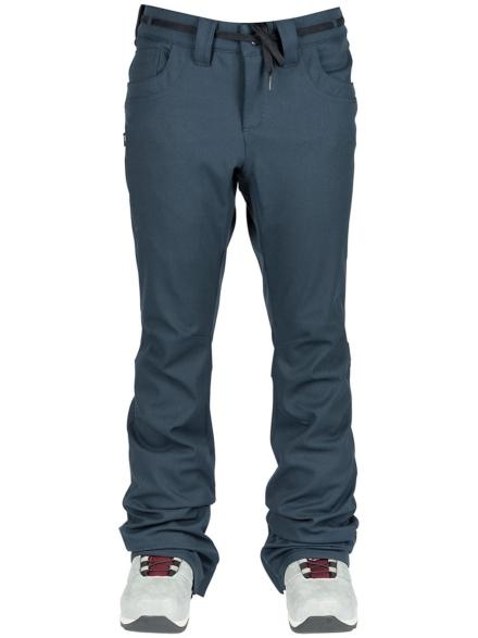 L1 Heartbreaker Twill broek blauw
