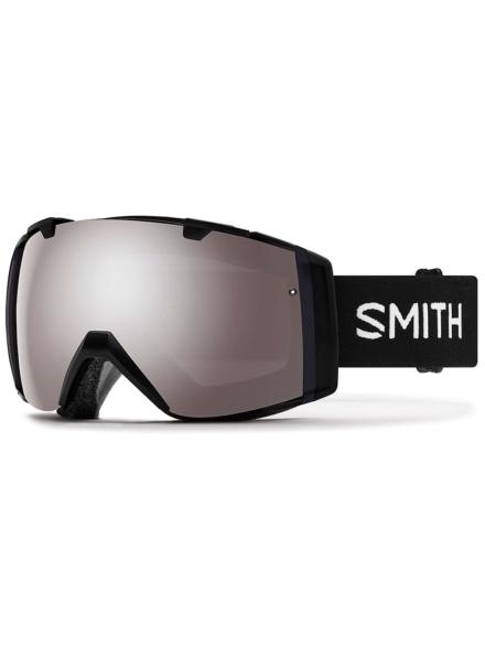 Smith I/O zwart(+Bonus Lens) zwart