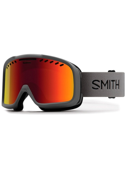 Smith Project Charcoal grijs