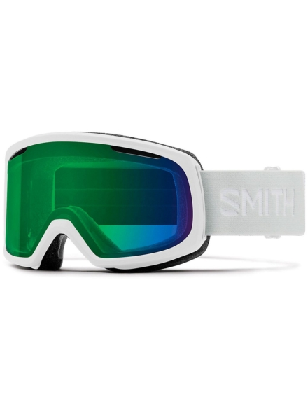 Smith Riot wit Vapor(+Bonus Lens) wit