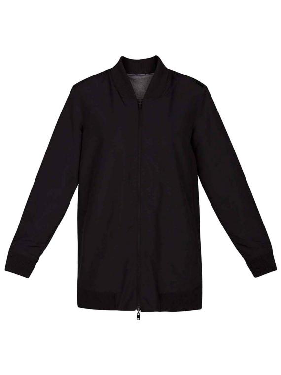 Hurley Reversible Bomber Tunic Ski jas zwart
