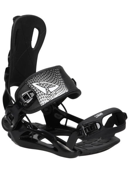 SP Fastec Ft270 Snowboard Bindings 2021 zwart