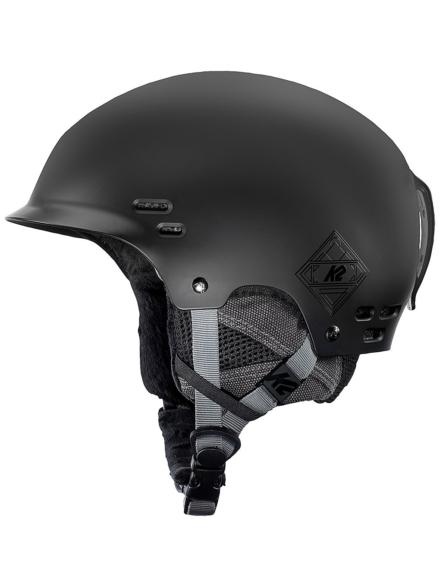 K2 Thrive Skihelm zwart