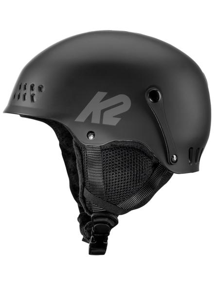 K2 Entity Snowboard Skihelm zwart