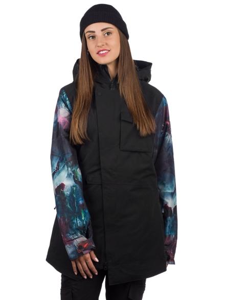 Armada Helena SMU Insulator Ski jas zwart