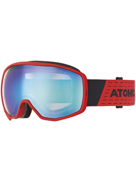 Atomic Count Stereo Red rood
