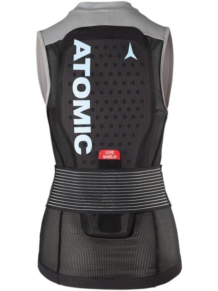 Atomic Live Shield Vest zwart