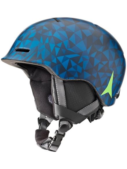 Atomic Mentor Snowboard Skihelm blauw