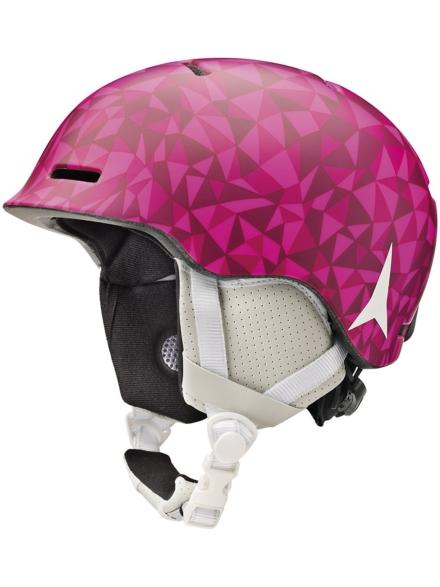 Atomic Mentor Snowboard Skihelm roze